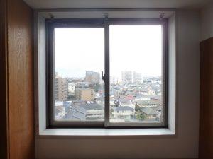 内窓施工前